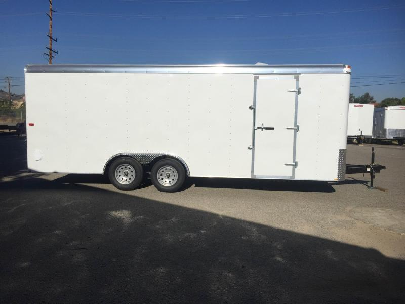 2018 Mirage Trailers XPO 8.5x18TA2 Enclosed Cargo Trailer