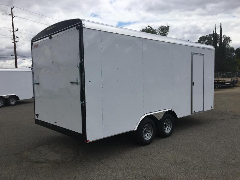2018 Mirage Trailers MXL8.5x18TA2 Enclosed Cargo Trailer