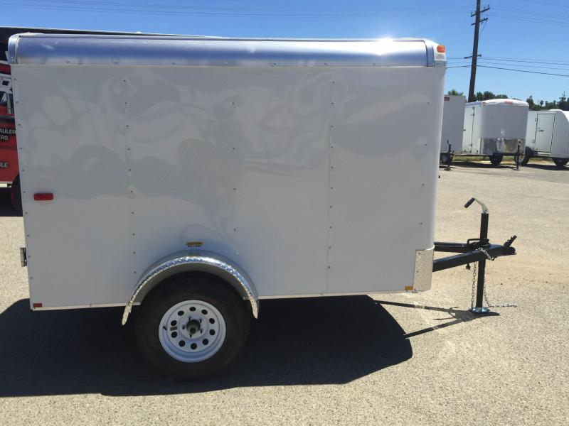 2018 Mirage Trailers XPO 5X8 SA Enclosed Cargo Trailer