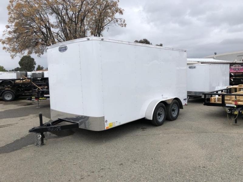 2019 Continental Cargo RM 7x14 TA2 Enclosed Cargo Trailer