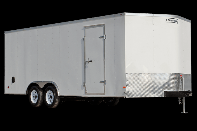 2018 Haulmark 8.5x24 ppt Enclosed Cargo Trailer