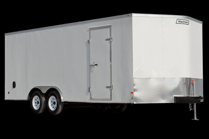 2017 Haulmark 8.5x24 ppt Enclosed Cargo Trailer