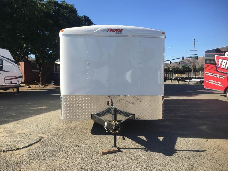2018 Mirage Trailers MXPO8.5X20TA3 Enclosed Cargo Trailer