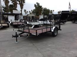 2019 Sun Country SUSA 82x12 Utility Trailer