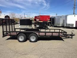 2019 Sun Country SUTA 82x16 Utility Trailer
