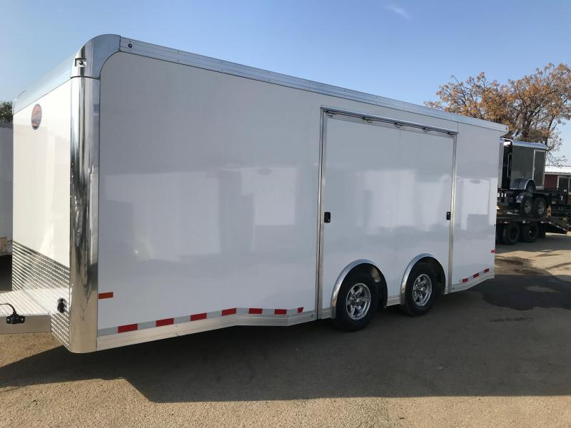 2019 Sundowner Trailers RC520 BP Enclosed Cargo Trailer