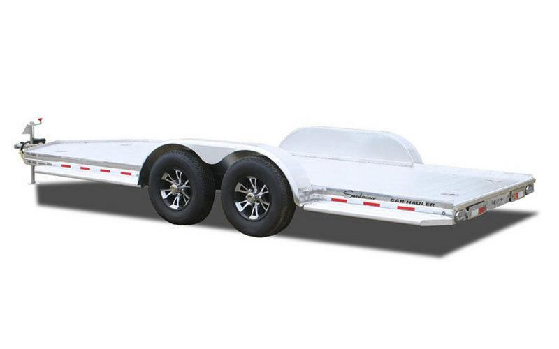 2019 Sundowner Trailers CH19 BP Car / Racing Trailer