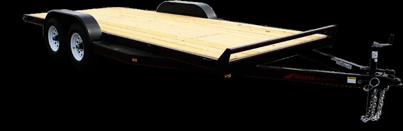 2018 Mirage Trailers 7x18 Car Hauler Car / Racing Trailer