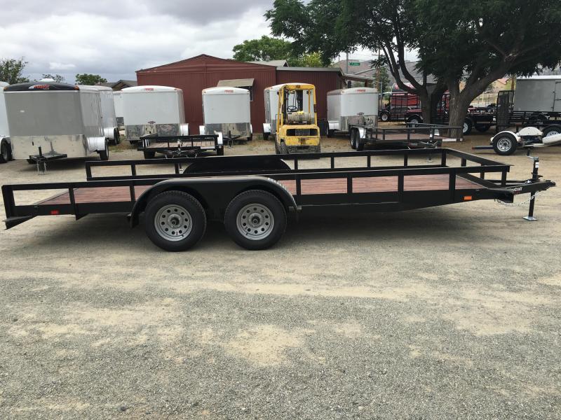 2018 Playcraft 82x20 SUTA Utility Trailer