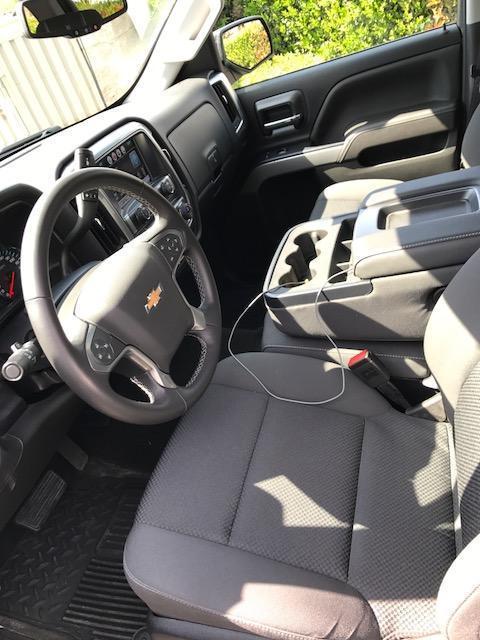 2017 Chevrolet Silverado 1500 LT Z71