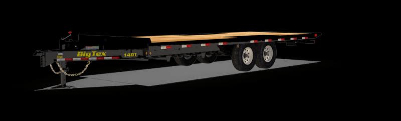 2019 Big Tex 14OT-22 DECK OVER TILT  Equipment Trailer