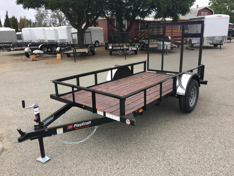2018 Sun Country 77x12 susa Utility Trailer