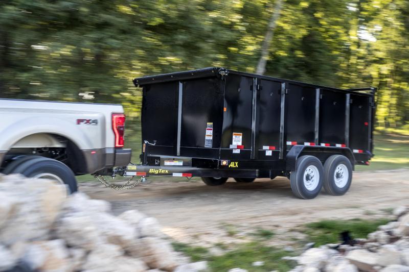 2020 Big Tex Trailers 14LX-14P4 Dump Trailer