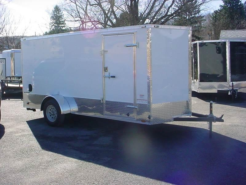 2019 Continental Trailers OSVHW614 Enclosed Cargo Trailer