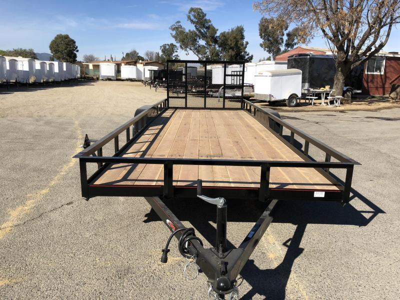 2018 Mirage Trailers  7x22 Utility Trailer  in Ashburn, VA