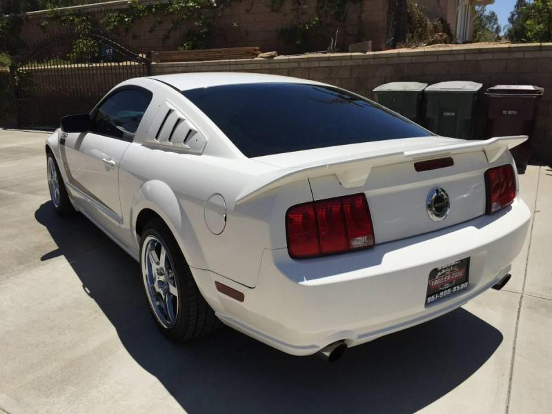 2007 ford mustang roush over 150k trailers for sale at. Black Bedroom Furniture Sets. Home Design Ideas