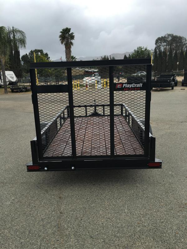 2018 Sun Country SUSA 5 x 8 Utility Trailer