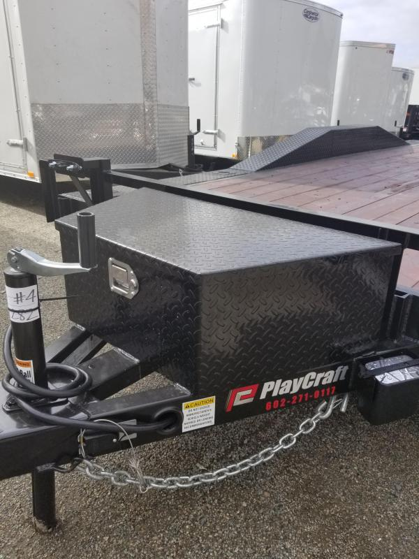 2019 Playcraft Champ MD-24 Car / Racing Trailer