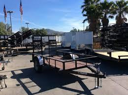 2018 Sun Country SUSA 77X12 Utility Trailer