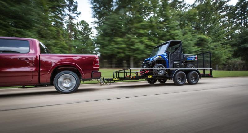 2019 Big Tex Trailers 60PI-14 Utility Trailer
