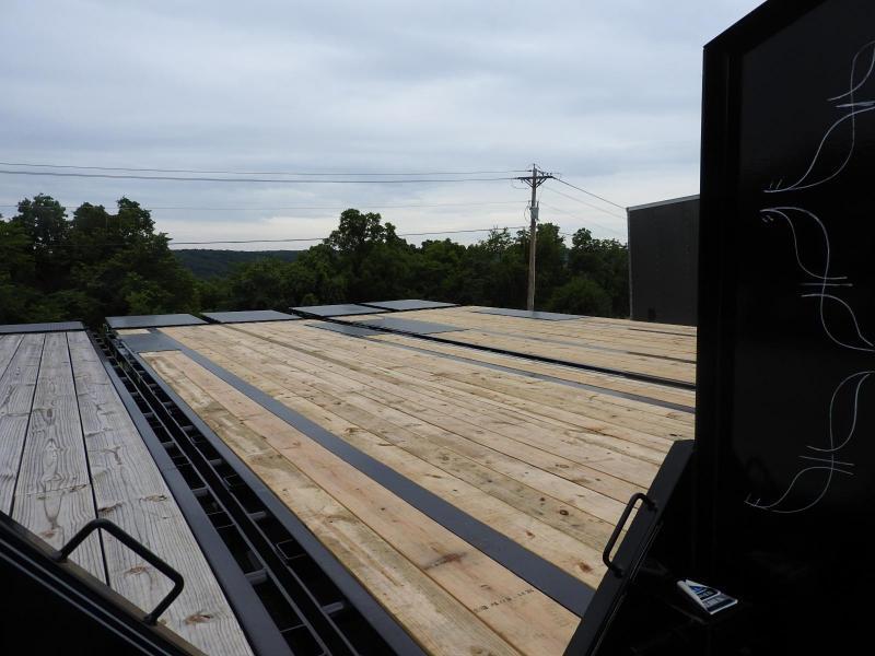 2020 PJ LS 102 x 30 Equipment Trailer w/ Monster Ramps