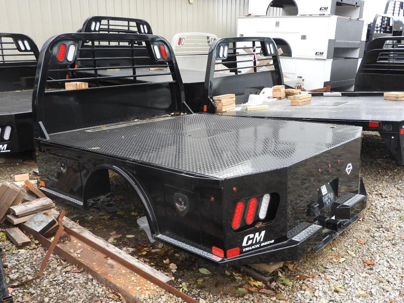 Josh - CM SK 11'4/94/84/34 SD Truck Bed / Equipment