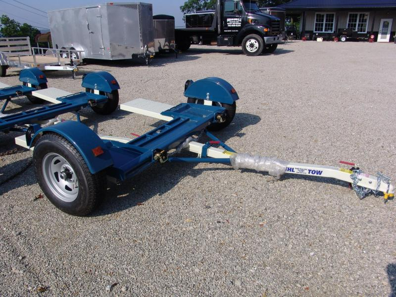 Stehl ST80TD Tow Dolly LED Lights Radial Tires | Flatbed and Dump ...