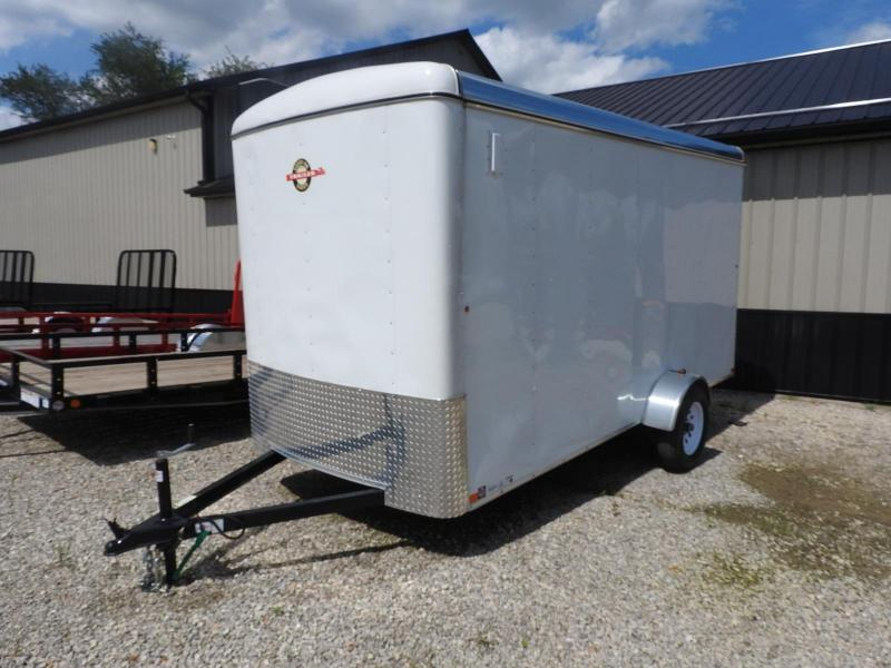 2019 Carry-On 6' x 14' CGR Enclosed Cargo Trailer