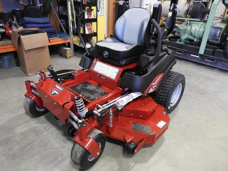 Demo - 2019 Ferris Mowers ISX 800 61 (NOT FOR SALE)
