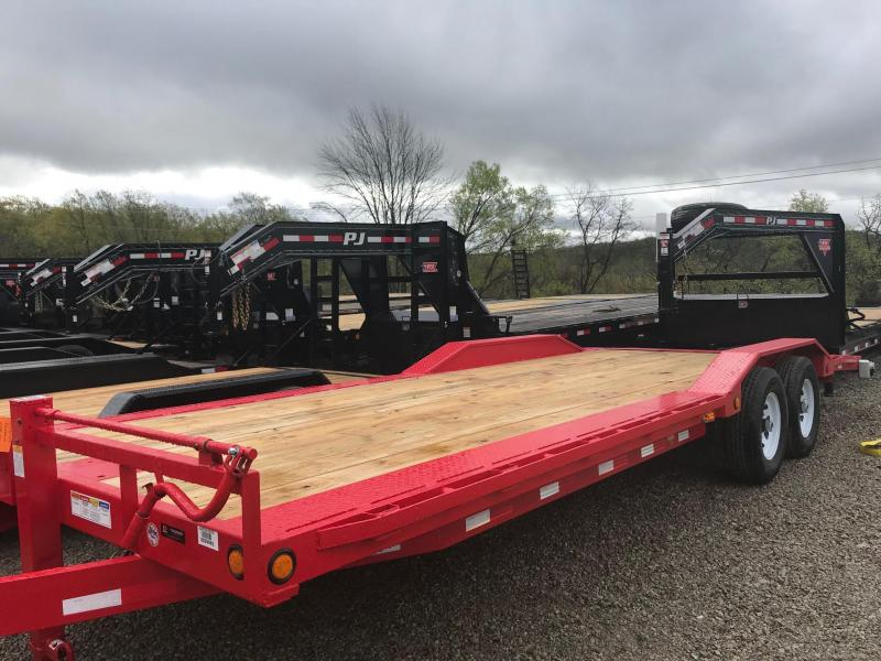 "2020 PJ B6 102""x24'  Car / Racing Trailer"