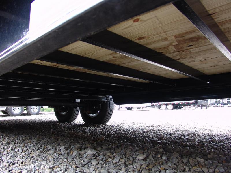 "2020 PJ B6 22' X 102"" Car / Racing Trailer"