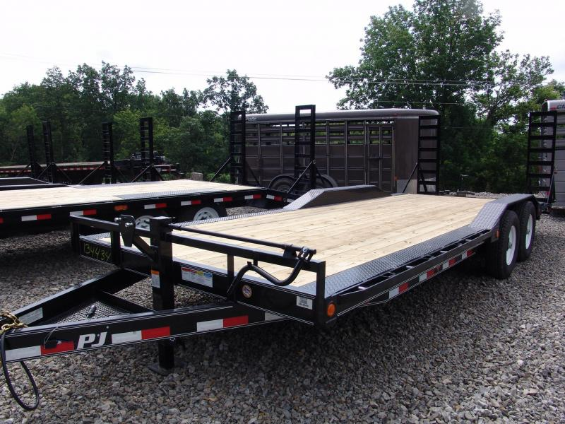 "2020 PJ B6 22' X 102"" Car / Racing Trailer"