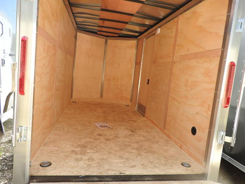 2019 RC RWT 6x12 w/ 6in. Extra Height Enclosed Cargo Trailer