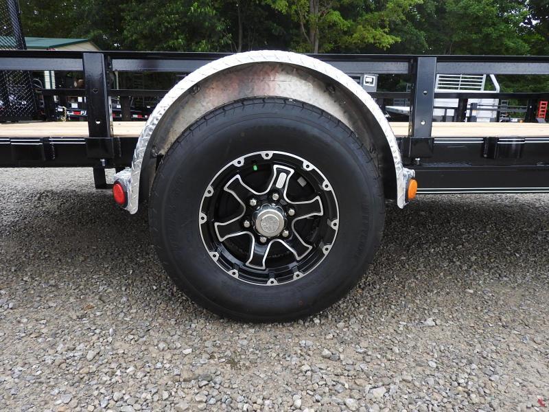 2020 PJ U8 14' x 83' 5.2K Axle w/ Alum. Tire Upgrade