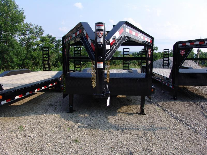 "2020 PJ B6 24' x 102"" Buggy Hauler/Car Trailer"