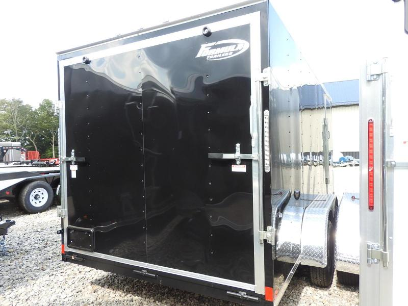 """2020 Formula Trailers Conquest 7x16 6"""" Extra Height Enclosed Cargo Trailer"""