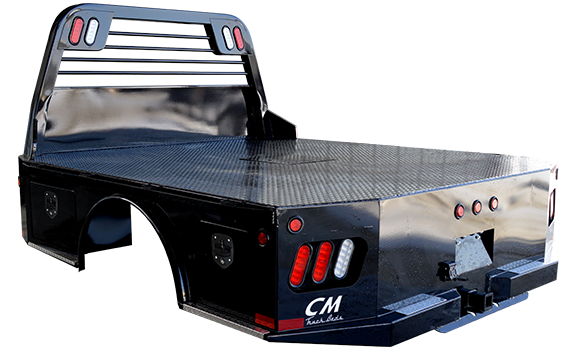 CM SK 8'6/84/56/38 GM 2RTB Truck Bed / Equipment