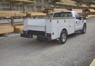 "CM SB 110""/94"" Truck Bed"