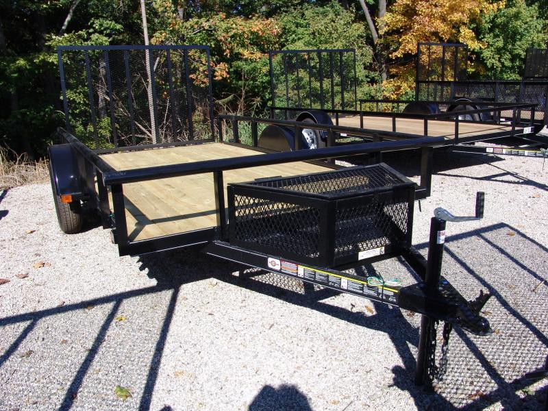 2020 Carry-On 6 X 12 GWPTLED Utility Trailer