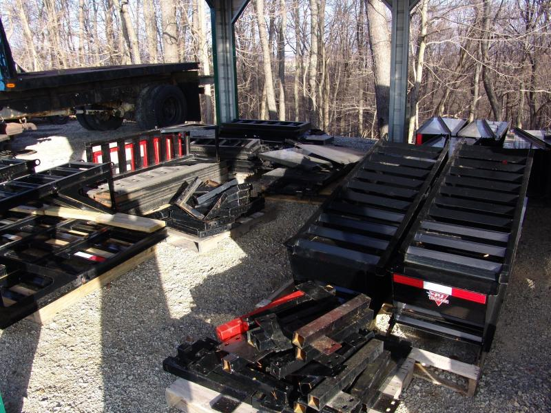 RAMPS Flatbed Trailer