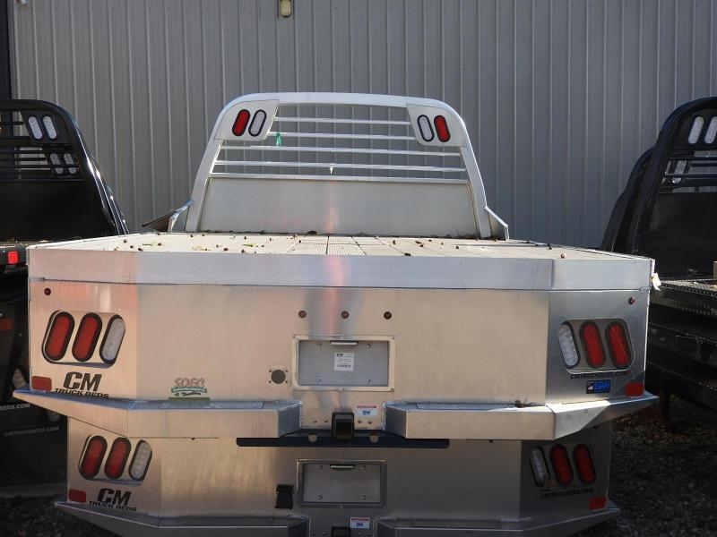 """CM ALSK 8'6""""/97/58/42 Truck Bed"""
