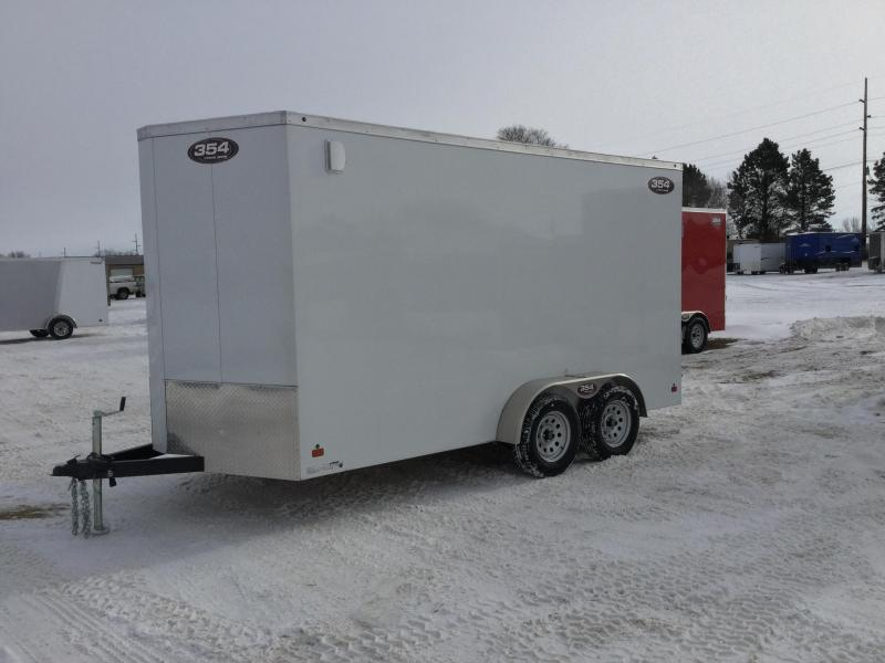 2019 Octane Trailers 7x14 Enclosed Cargo Trailer