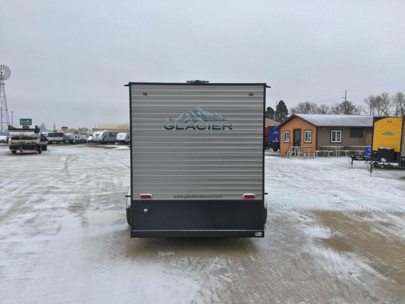 2019 Glacier A612 Ice/Fish House Trailer JUST IN!
