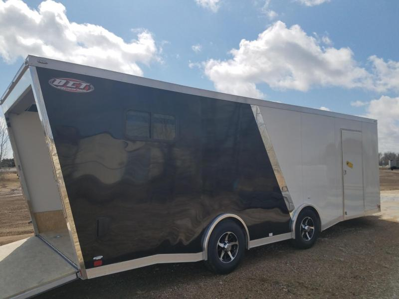 2018 Octane Trailers 8.5x29 Snowmobile Trailer