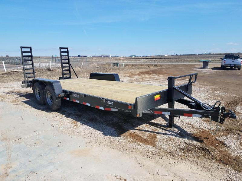 2019 DCT 20HD-14BT Equipment Trailer