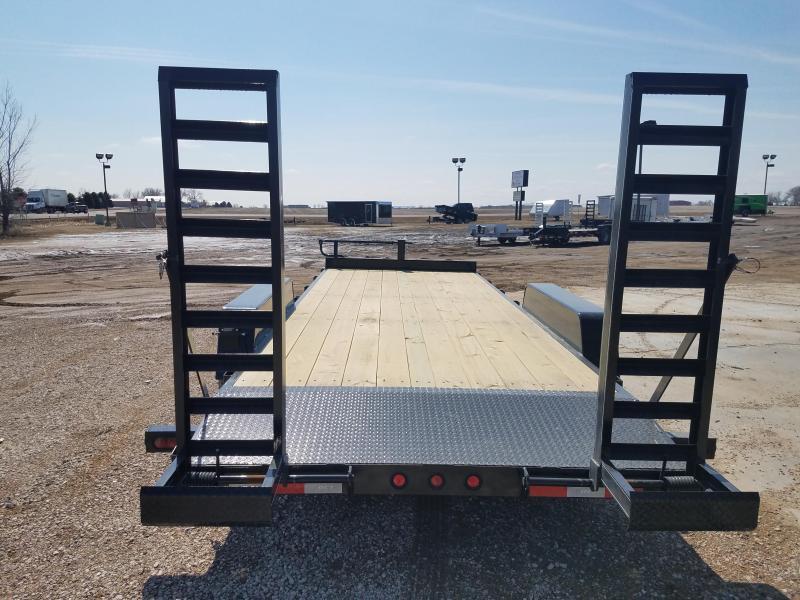 2019 DCT 20HD-14BT Equipment Trailer
