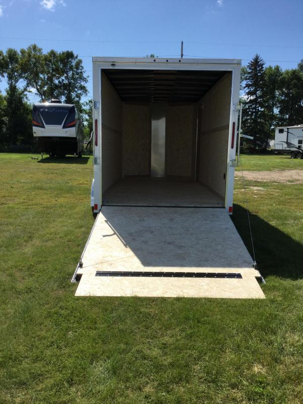 2020 Haulmark 7x16pp Enclosed Cargo Trailer