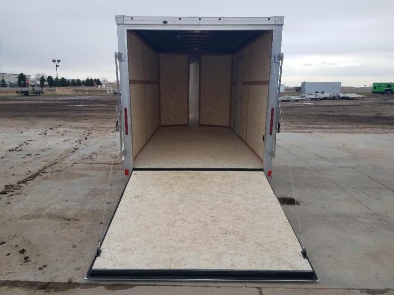 2019 Haulmark TSTV714TA2 Enclosed Cargo Trailer