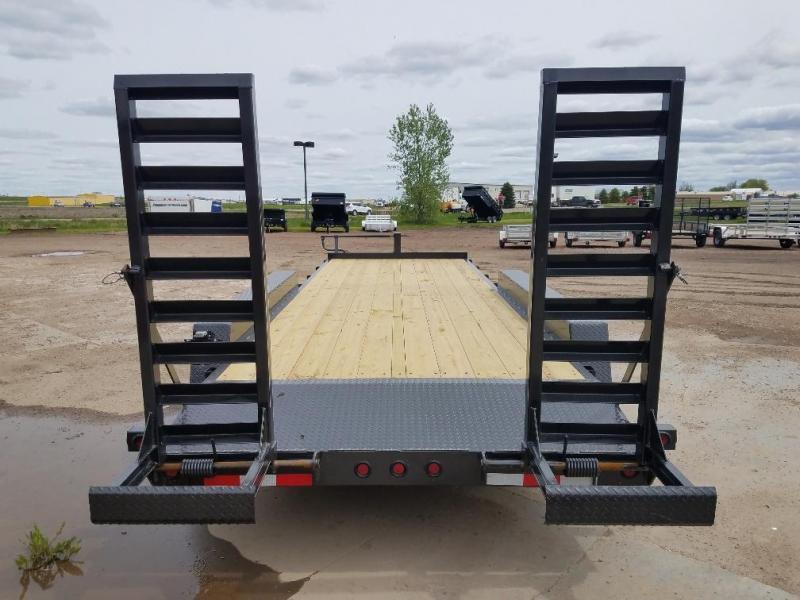 2020 DCT 22HD-21TB Equipment Trailer