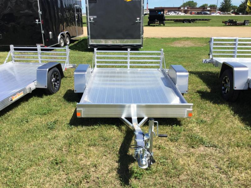 2018 Bear Track Products 65x8 Utility Trailer